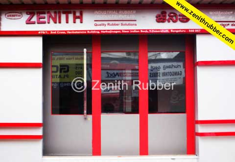 Zenith Rubber Sheet Outlet in Banglore