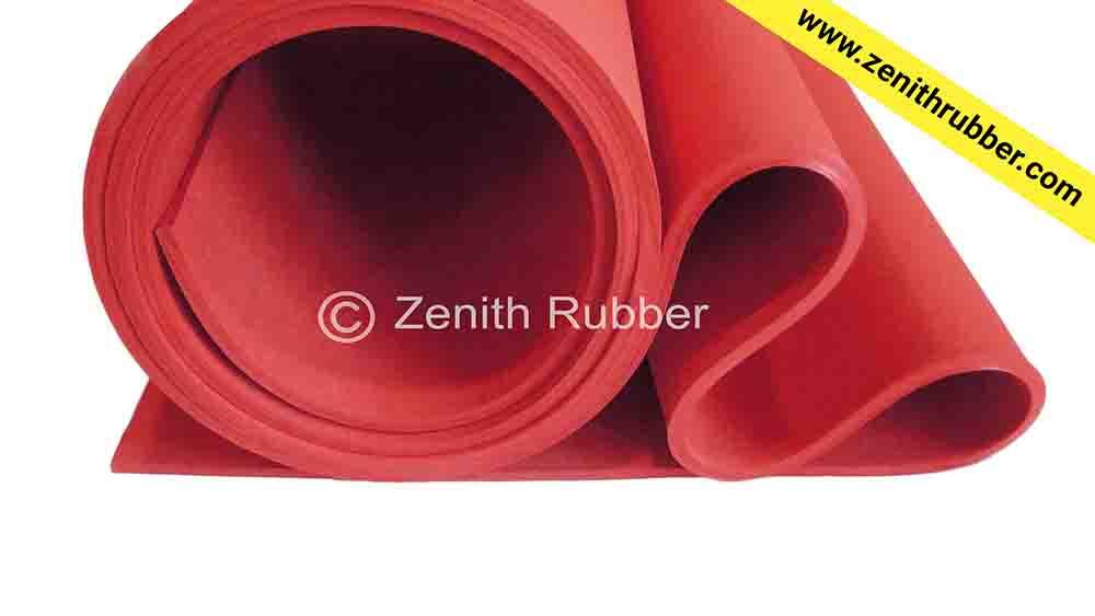 Viton Rubber Fluoro Elastomer Rubber Sheets